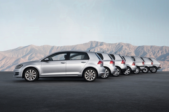 Volkswagen Golf 45th Anniversary